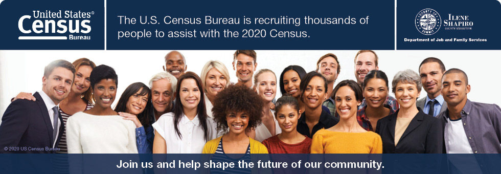 2020 Census Photo